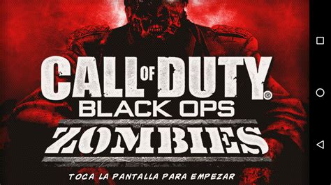 apk call of duty black ops zombies descargar call of duty black ops zombies v1 0 8 apk datos sd android alfredoaguerrero tutoriales