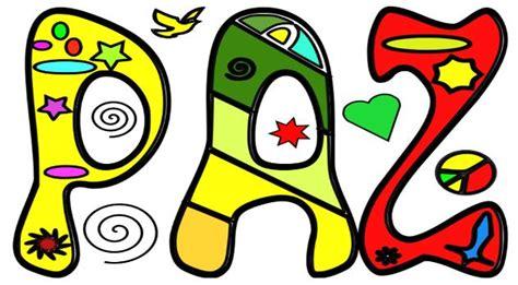 imagenes animadas de amor y paz actividades d 237 a de la paz educaci 243 n infantil y primaria