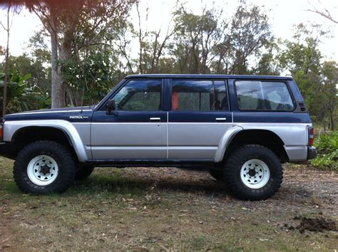 nissan patrol 1991 1991 nissan patrol 4x4 car sales qld brisbane east
