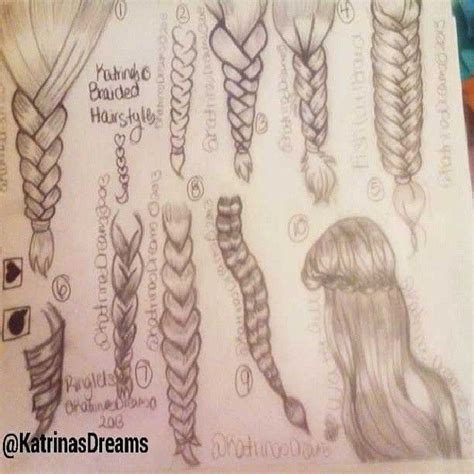 drawing hairstyles braid 65 best images about graphic design sketch on