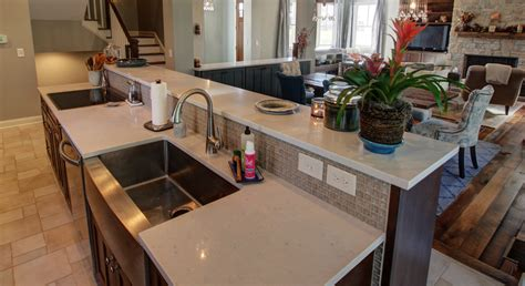 Awesome Kitchen Cabinets That Sit On Countertop #8: Raised-top-sink-and-cooktop.jpg