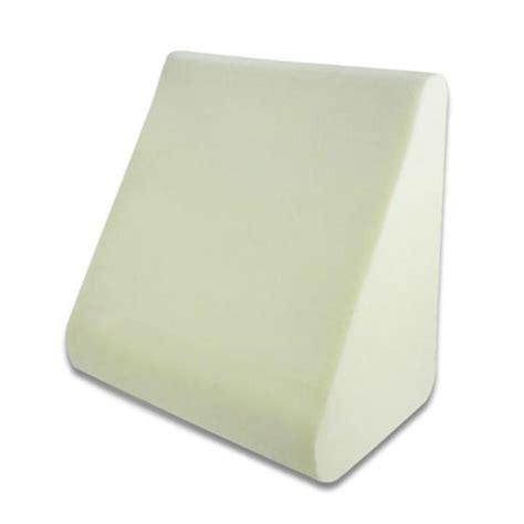 memory foam bed wedge memory foam bed wedge pillow pu144 oem china