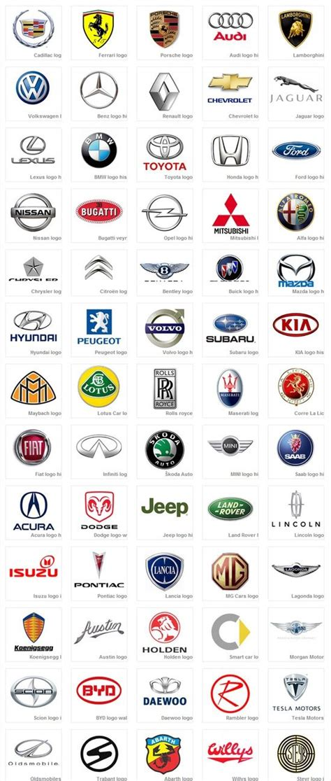luxury car emblems 918 best auto logos badges promos images on pinterest