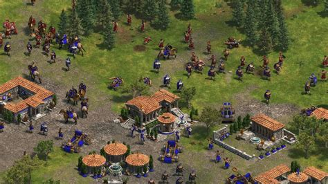 Age Of age of empires definitive edition announced