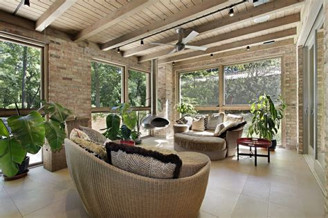 add a outdoor room to home sunrooms sunroom ideas pictures design ideas and decor