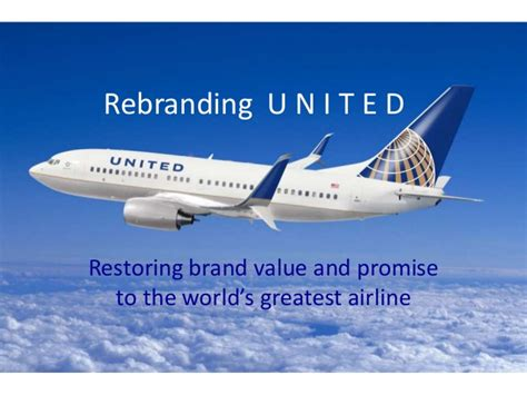 United Airlines Mba by 130709 United Rebranding Interbrand Final
