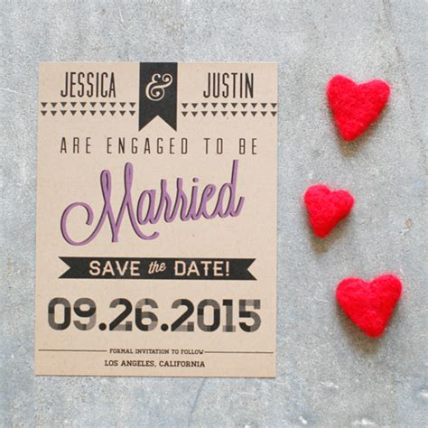 wedding ideas 11 free printable save the dates you can
