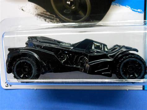 2013 wheels batman arkham batmobile hw city
