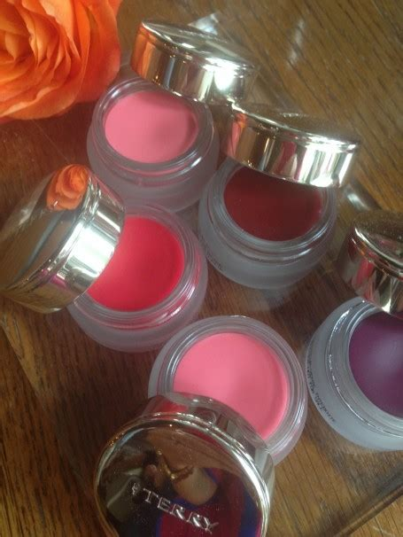 by terry baume de rose nutri couleur in no 5 fig fiction beautylish by terry baume de rose nutri couleur really ree