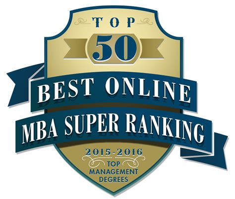 Distance Learning Mba Programs Ranking by Master Of Business Administration Best Colleges