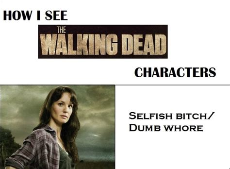 T Dogg Walking Dead Meme - how i see the walking dead characters 6 pics