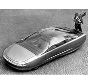 Ford Probe V Concept 1985 – Old Cars