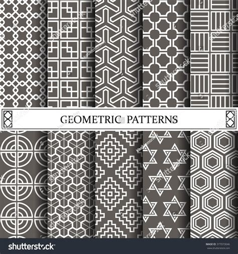 svg pattern fill url geometric vector pattern pattern fills web stock vector
