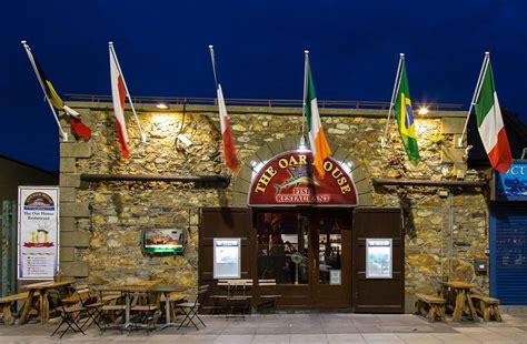 The Oar House by Six Amazing Seafood Restaurants In Howth Ireland S