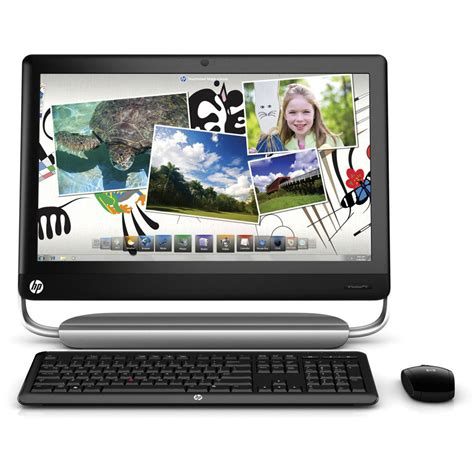 Hp Touchsmart 520 1135d All In One hp touchsmart 520 1030 23 quot all in one desktop qp790aa aba