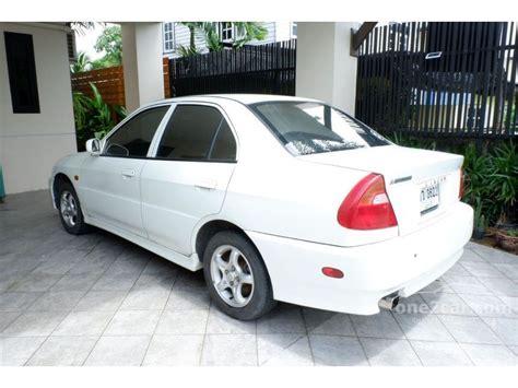 car repair manual download 2001 mitsubishi lancer seat position control mitsubishi lancer 2001 glxi 1 6 in กร งเทพและปร มณฑล manual sedan ส ขาว for 99 000 baht