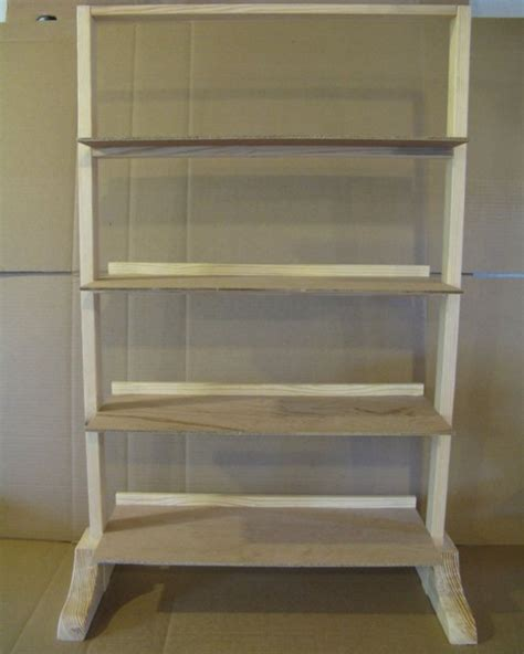 Craft Shelf by Craft Show Display Ladder Shelf