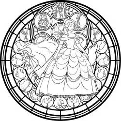 stained glass coloring pages stained glass vector coloring page by akili