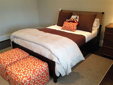 custom  queen trundle bed  webbing  mark