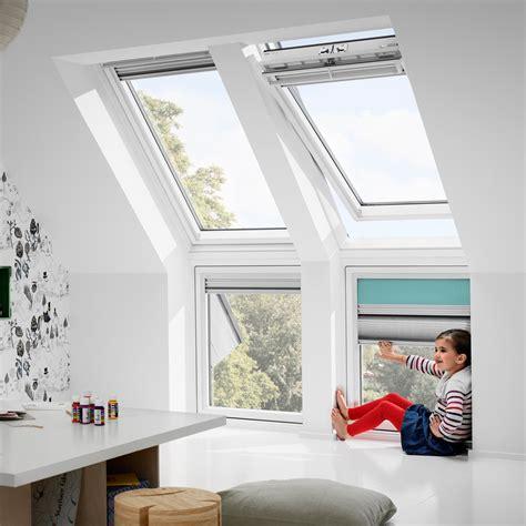 Sichtschutz Velux Fenster by Velux Fenster Rollo Zur Verdunklung Fr Sichtschutz Und