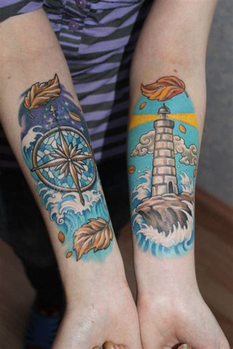 lighthouse tattoo meaning 35 lighthouse tattoos and meanings 23 jpg 600 215 901