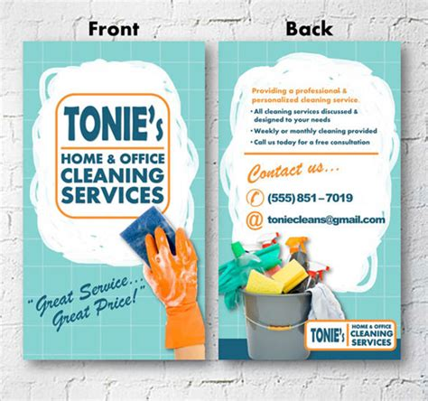 templates for house cleaning flyers house cleaning flyer template 9 download documents in