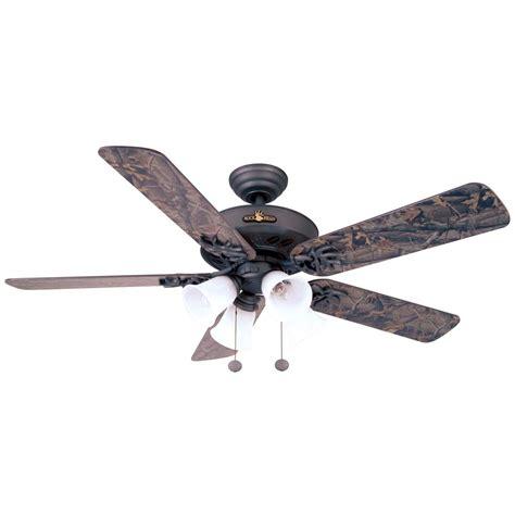 camouflage ceiling fan marshall buckhead series hardwoods camo ceiling fan