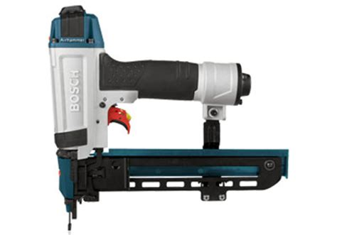 kobalt brad nailer bosch launches new line of nailers