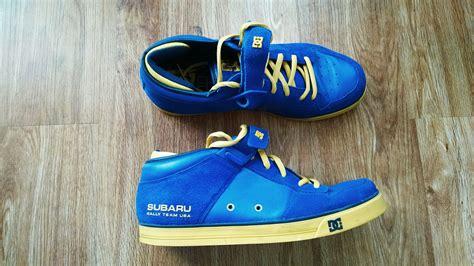 subaru rally shoes fs for sale subaru rally team usa dc shoes nasioc