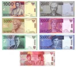 rupiah to usd indonesian rupiah