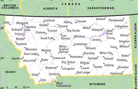 montana cities map quotes about state of montana 26 quotes