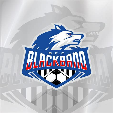 design logo team futsal sribu logo design logo design untuk club futsal quot blackban
