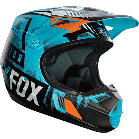 Fox Racing V1 Vicious Youth Helmet Kids Helmets Kids