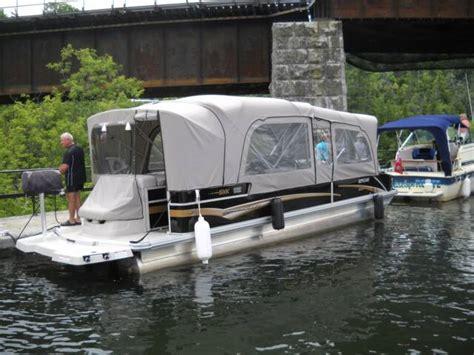 pontoon boats you can sleep on pontoon boat tent green pontoon boat cover with pontoon