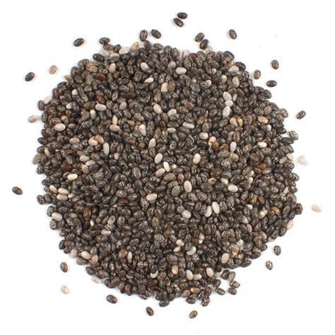 Chia Seed organic black chia seed