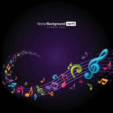 designing theme song mots cl 233 s lignes dynamiques lire de la musique arri 232 re plan st 233 r 233 o musique notes vecteur