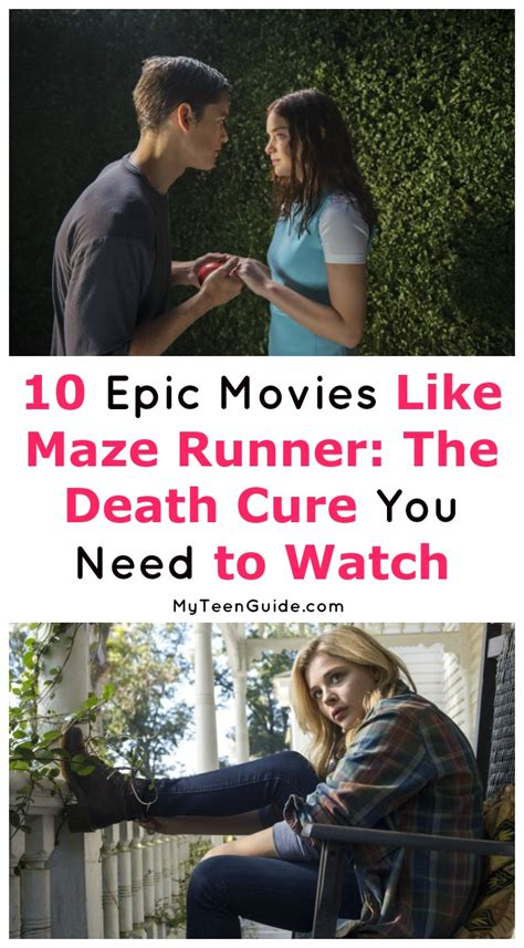 films like the maze runner yahoo 10 epic movies like maze runner the death cure to watch