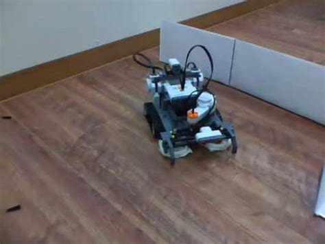 Floor Cleaning Robot Project by Lego Mindstorms Nxt 1 0 Cr Cleaning Robot Project V1 0