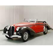 1947 Delahaye 135 Guillore Cabriolet