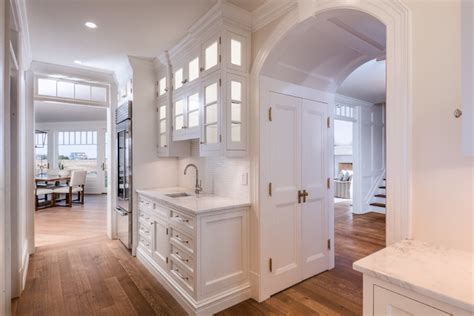 shingle style house interiors queen anne shingle style beach house beach style kitchen other metro by