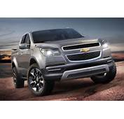 Chevrolet Colorado Show Truck Revealed At Bangkok Motor Mar