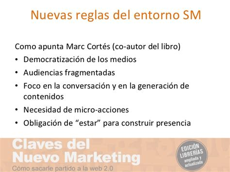 libro las claves del nuevo claves del nuevo marketing social media casos de exito