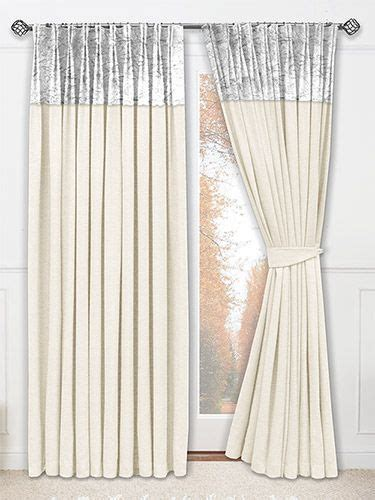 cream velvet curtains the basket weave texture of the soft provence cream