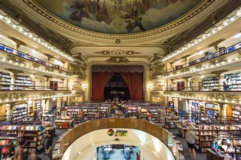 libreria ateneo libreria el ateneo picture of el ateneo grand splendid