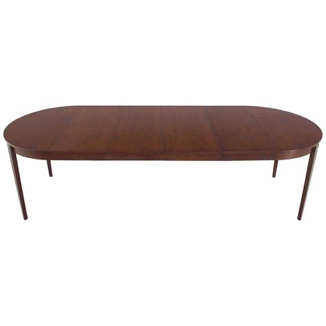 Dining Table Leaves round dunbar dining table with four extension leaves for