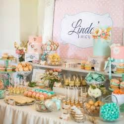 Lantern Centerpieces For Wedding Bridal Shower Dessert Table Ideas