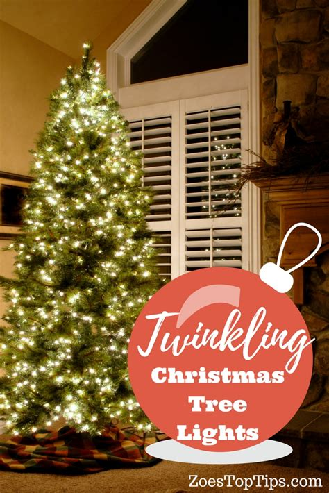 old fashioned twinkle christmas lights twinkling tree lights