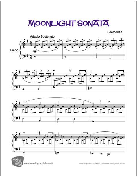 001410976x fantasie b op p piano moonlight sonata sheet music piano