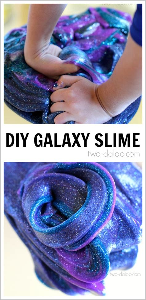diy galaxy slime pictures photos and images for and