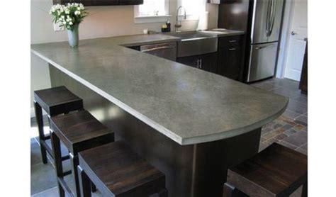 pros and cons of concrete counter top kitchen clan